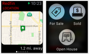 Redfin app - https://itunes.apple.com/us/app/real-estate-app-by-redfin/id327962480?mt=8