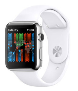 Fidelty. Forrás: https://www.fidelity.com/mobile/apple-watch
