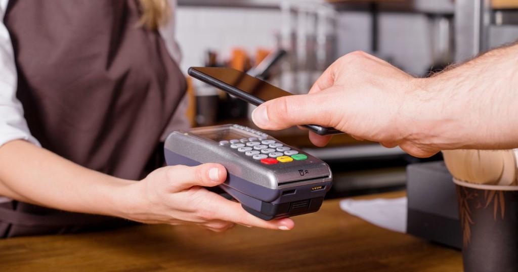 A mobil az új bankkártya