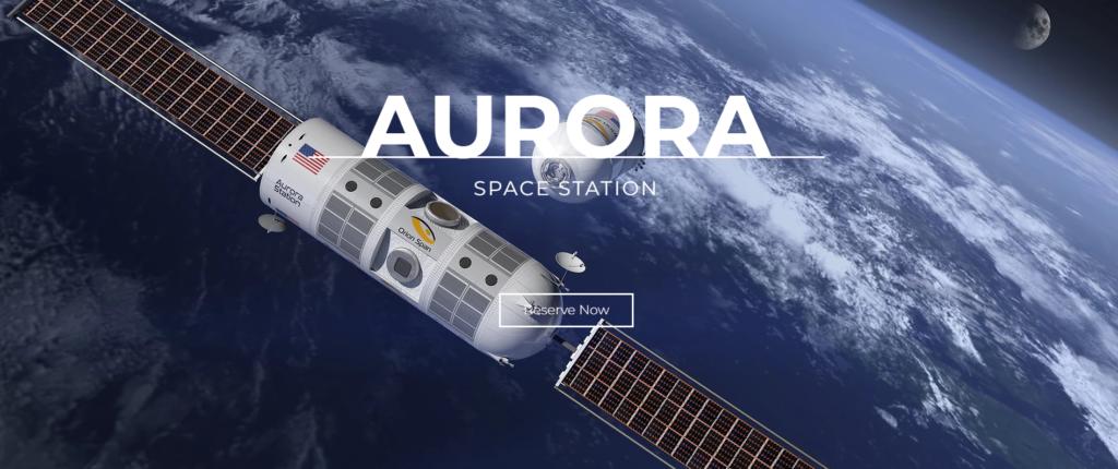 A tervek szerint 2022-ben foglalhatjuk az első szobákat az Aurora Station űrhotelben