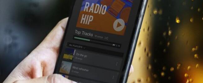 Music-blockchain